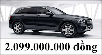 Giá xe Mercedes GLC 200 4MATIC 2021