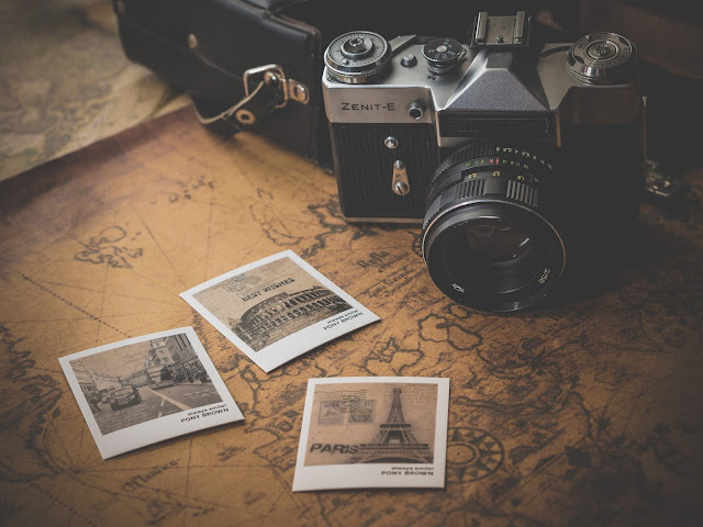 Mapa Podróży - Okiem Obiektywu