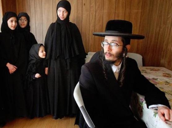 Terkejut Melihat Yahudi Yang 'Lebih Islam'