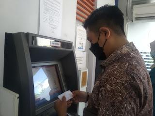 BRI Sinjai Gratiskan Cek Saldo dan Tarik Tunai Serta Transaksi ATM Link