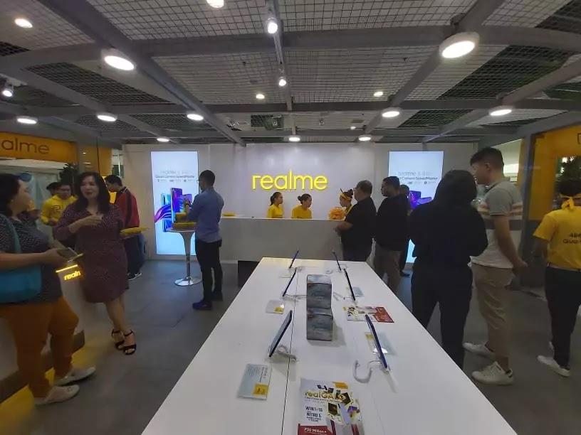 Realme Concept Store