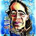 Η καπετάνισσα του Sea-Watch 3, Carola Rackete, καρικατούρα