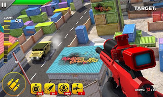 Rival Stickman : Shooting Warrior FPS Apk