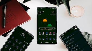 Samsung Galaxy Theme Viola Oneui Pie 9.0 No Root