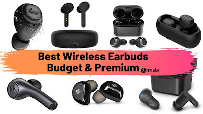 best wireless earphones in India Under 3000 and 5000 rupees