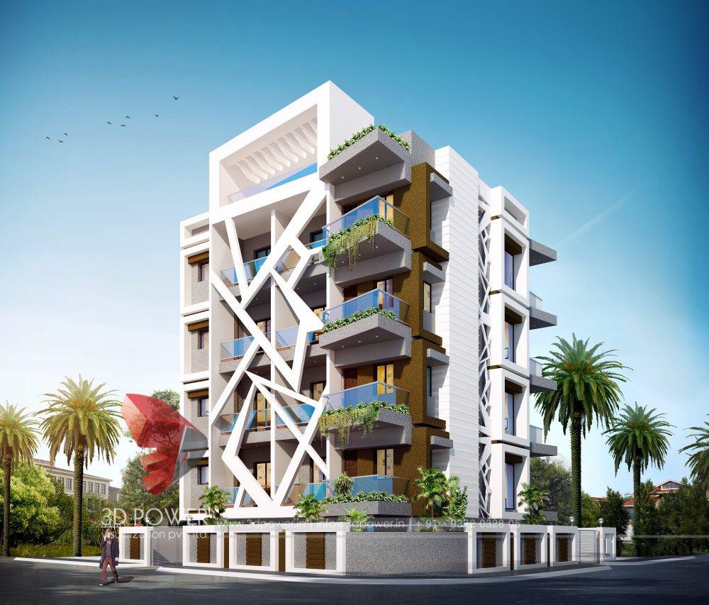 Exterior Indian Home Design Pictures: 3d Animation, 3d Rendering, 3d Walkthrough, 3d Interior