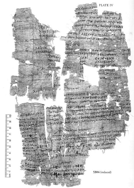 Oxyrhynchus papyri reveal ancient magic spells