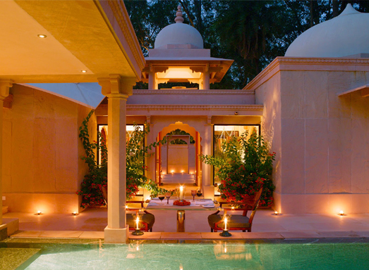 Haveli Suites Of Amanbagh Resort