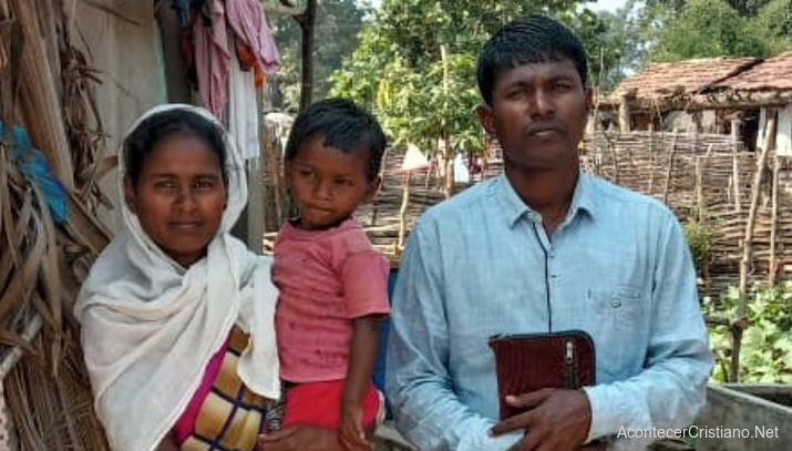 Pastor indio Munsi Thado