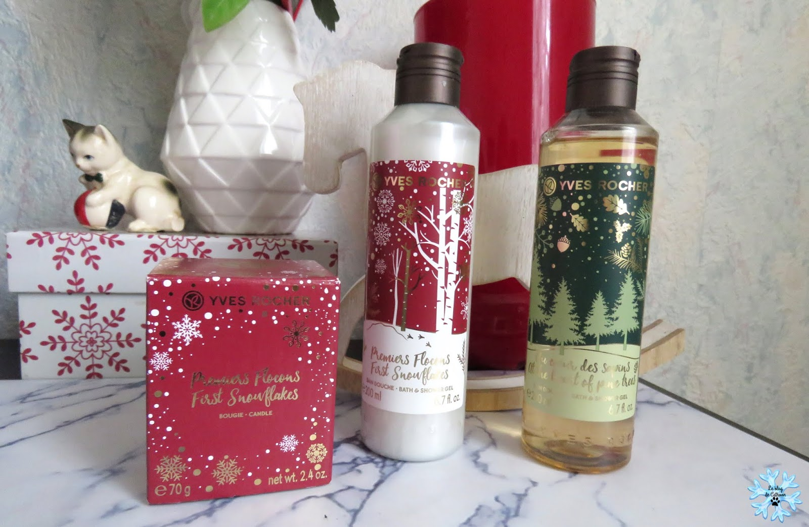 Yves Rocher et sa collection de Noël 2019