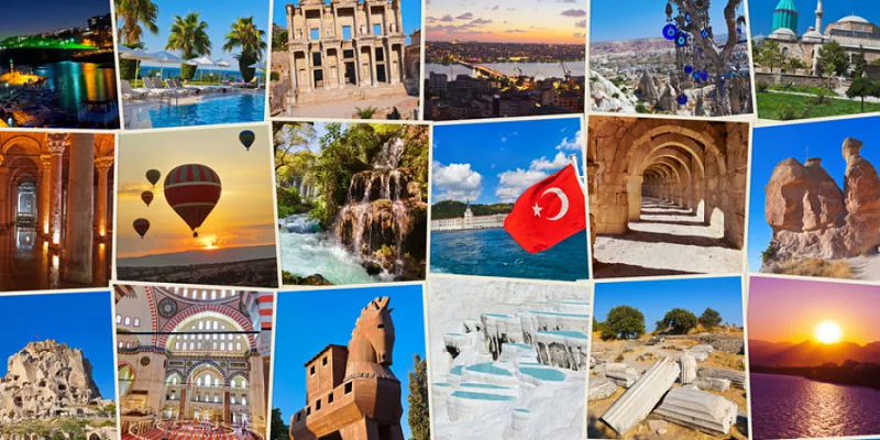 Türkiye yaz turizmi kadar diğer turizmlerden de gelir elde edebilir