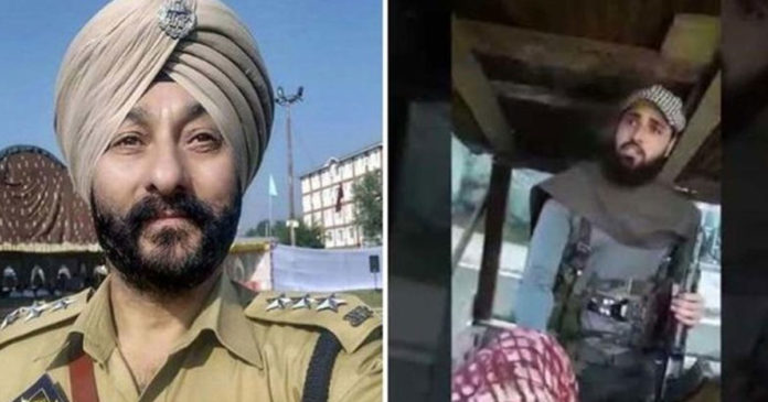 DSP Devinder Singh, who was arrested along with militants, should be expelled from service Jammu and Kashmir Police on demand,www.thekeralatimes.com