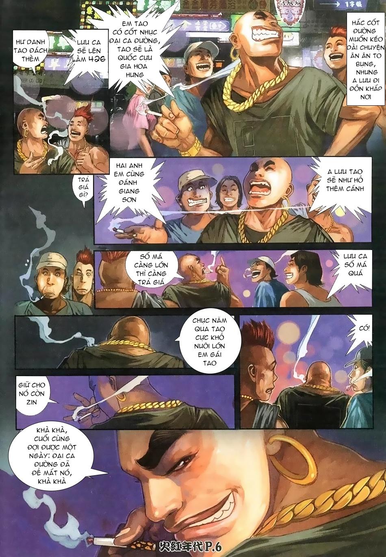Hỏa Hồng Niên Đại Hắc Cốt Đường chap 112 - Trang 4