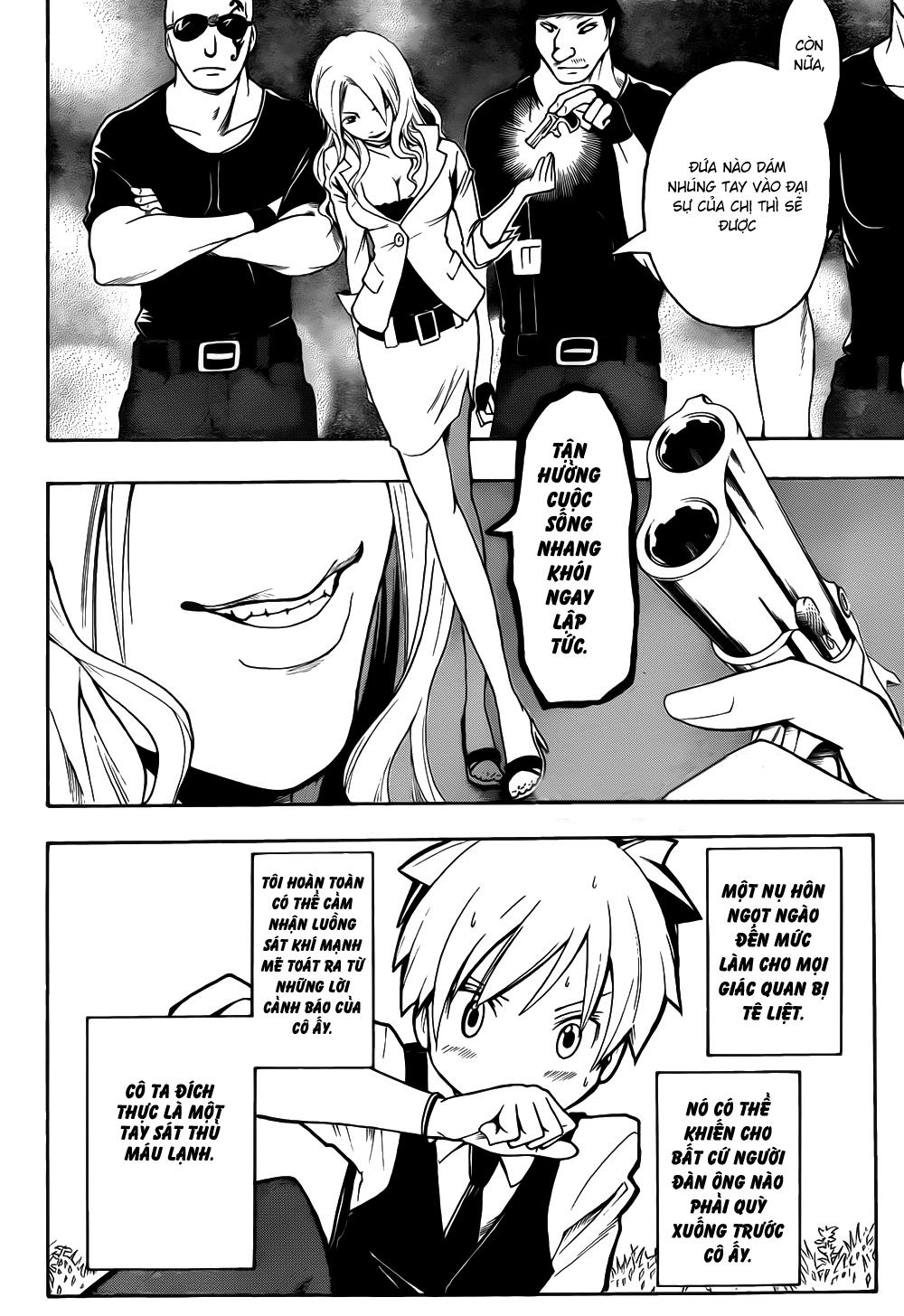 Ansatsu Kyoushitsu chap 8 trang 19