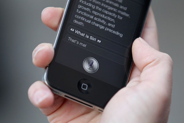 Fitur Siri di iPhone
