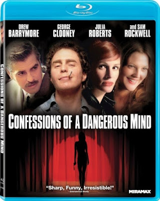Confessions of a Dangerous Mind (2002) 720p 800MB BRRip Hindi Dubbed Dual Audio [Hindi + English 2.0] MKV