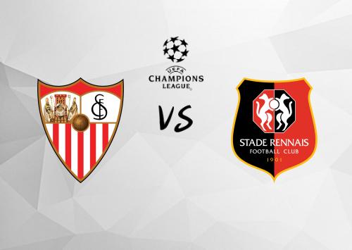 Sevilla vs Rennes  Resumen