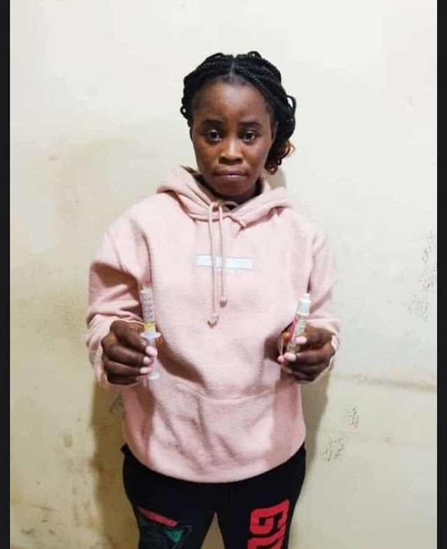 Jealous wife kills 3 year old step son by injecting him with insecticide in Enugu.