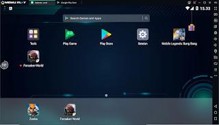 Cara Download dan Instal Apk Vtube di PC Laptop