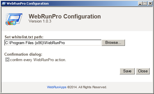 Run Any Executable by Clicking a Link Inside a Webpage