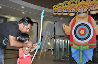 DUSSHERA SHOPPING FESTIVAL AT INORBIT MALL WHITEFIELD