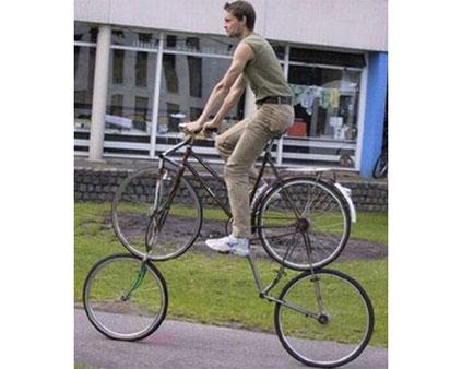 Gambar Sepeda Roda Dobel Blogspot