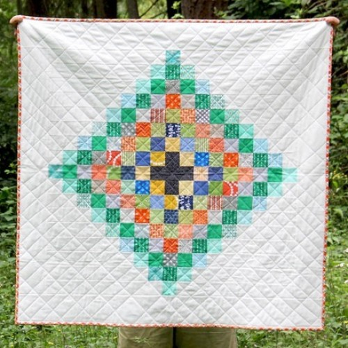 Chippewa Scrap Quilt - Free Pattern & Tutorial