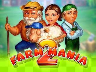 لعبة المزرعة الجديدة