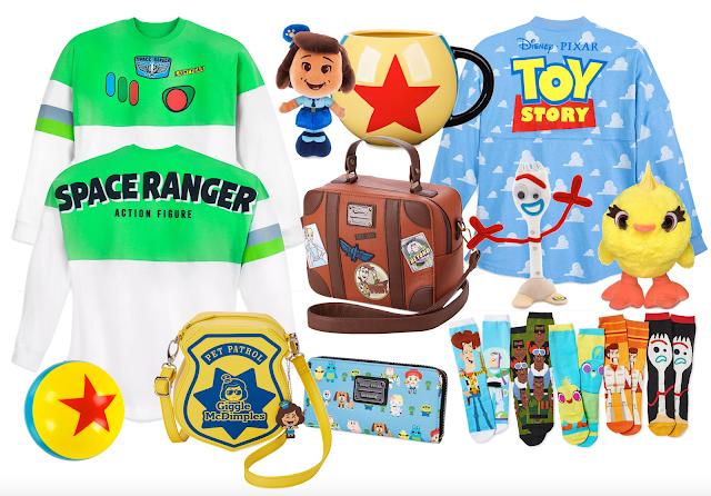 Favorite Toy Story 4 Gear on ShopDisney