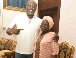 dini melaye mother