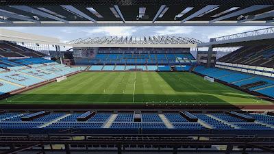 PES 2021 Stadium Villa Park