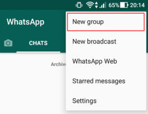 How to Create Whatsapp Group Link 2