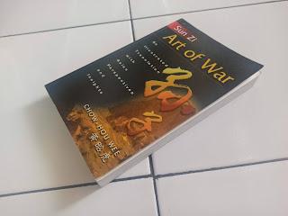 7 Sun Zi Art of War by Chow Hou Wee