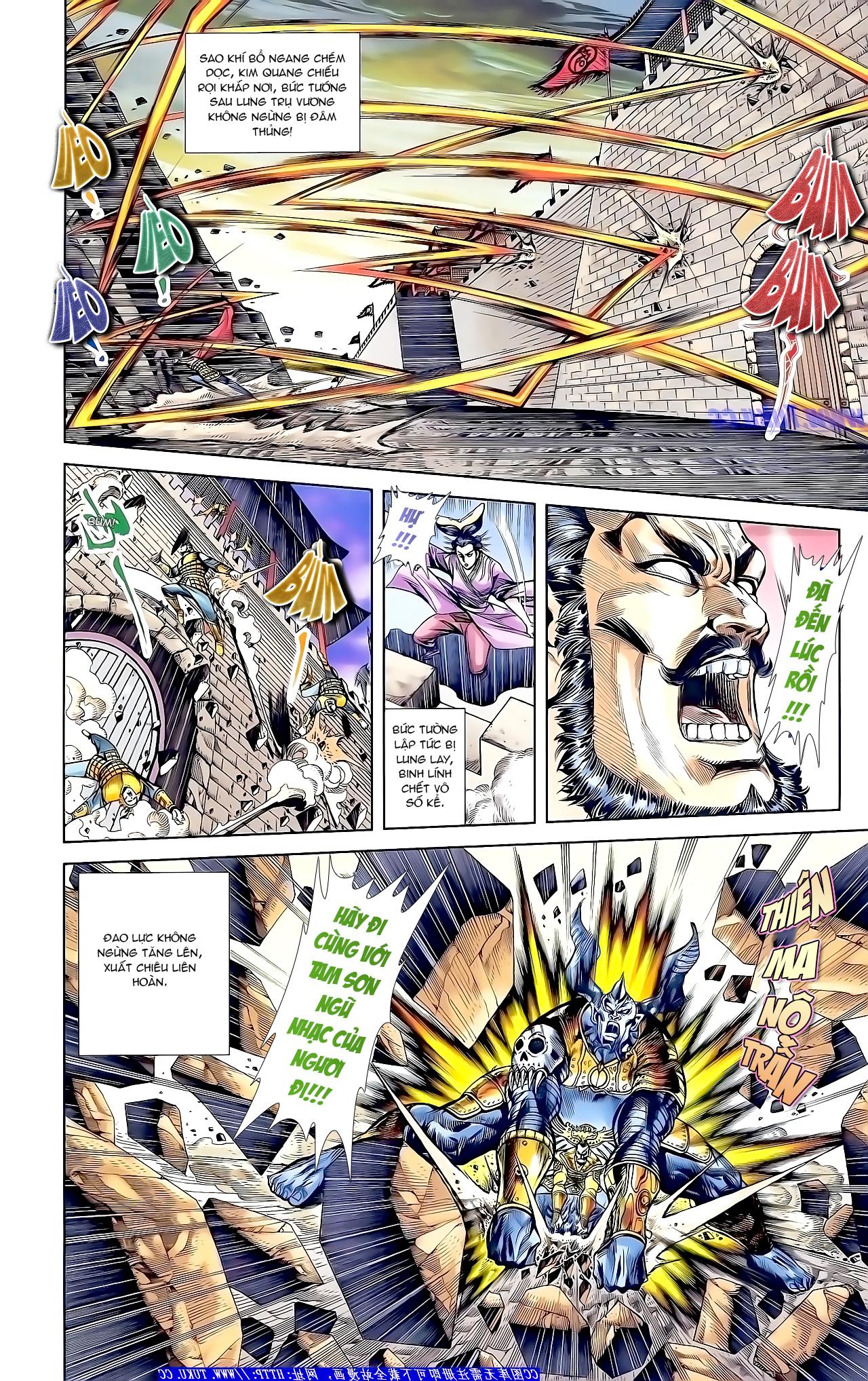 Cơ Phát Khai Chu Bản chapter 160 trang 14