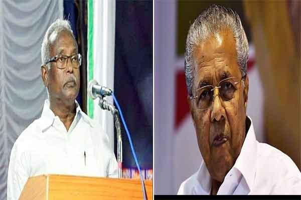 News, Kerala, State, Thiruvananthapuram, Minister, Pinarayi-Vijayan, Top-Headlines, Death, Condolence, MLA, CM condoles on death of former MLA B Raghavan