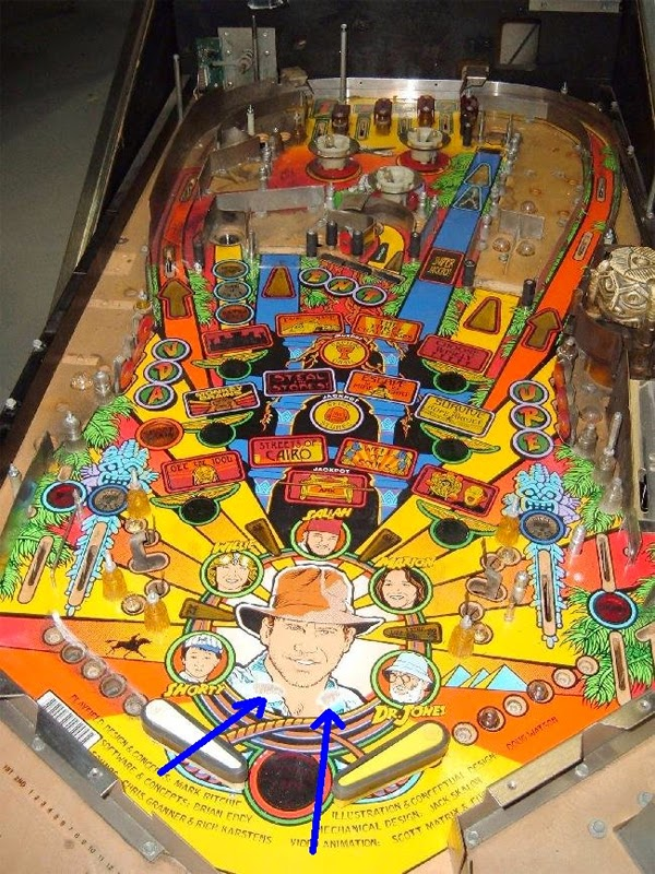 Pinball Indiana Jones