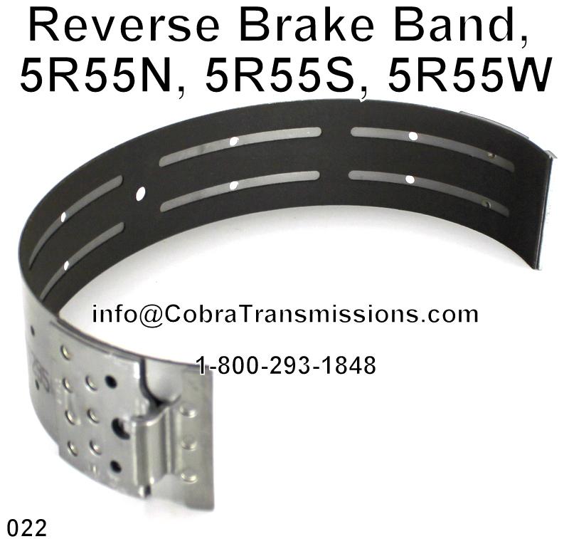 Cobra Transmission Parts 1-800-293-1848: 5R55N, 5R55S and 5R55W