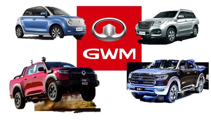GWM  :  Great Wall Motor  มังกรพยองเดช