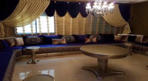 Top decoration salon maison marocain - decorationmarocains