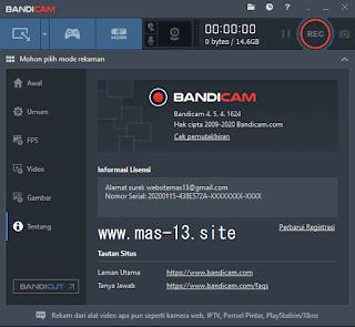Download Bandicam 4.5.4 Final Terbaru Full Version/Crack/Patch
