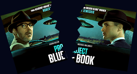 'Project Blue Book' Meets with Mixed Reviews in the UFO Community