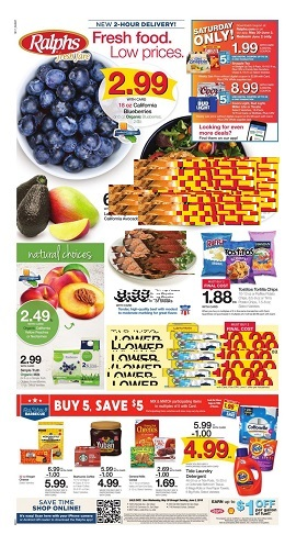 Ralphs Weekly Ad May 30 June 5 2018 Grocery Weekly Ads