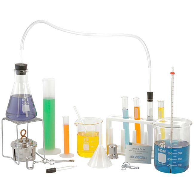 tools science chemistry lab equipment laboratory kits chem gift card homeschool kit supplies thames kosmos perfume adults hands classic fun
