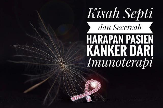 Kanker payudara, pengobatan, Imunoterapi, harapan