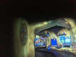 Winnie the Pooh's House Disneyland Ride