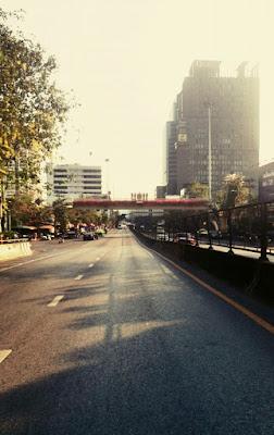 バンコクの朝