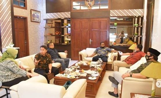 DPRD Jabar Menilai Kantor Badan Penghubung Provinsi Jabar di Jakarta Sudah Tidak Layak