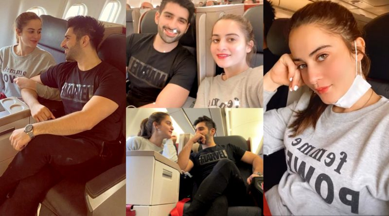 Aiman and Muneeb Fly to Turky on Vocations, Amal to Stay with Nani