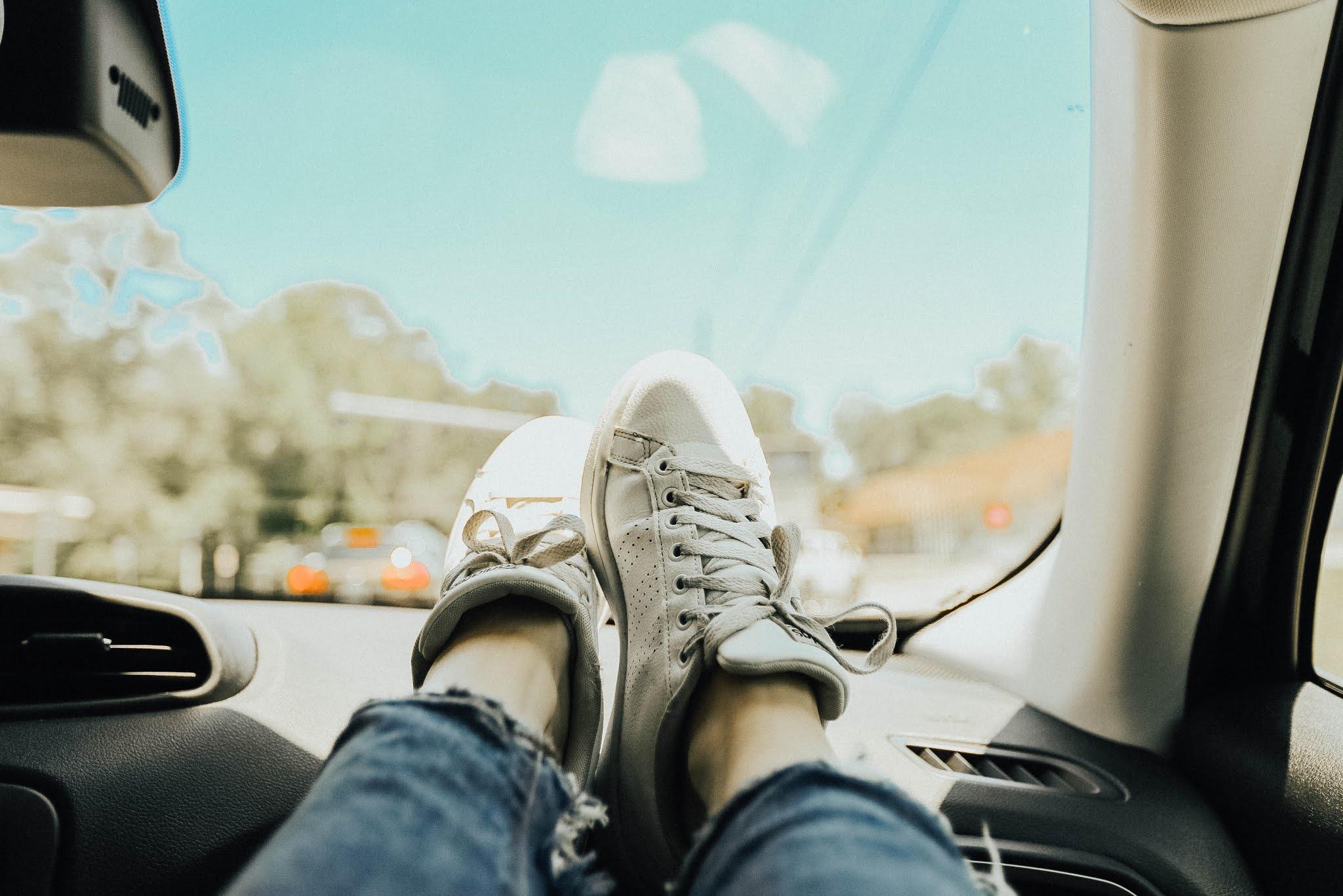 PROPER FOOTWEAR ROAD TRIP ESSENTIALS