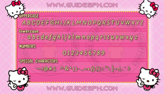 Mobile Font: Rocher Font ( TTF | ITZ | APK ) Format